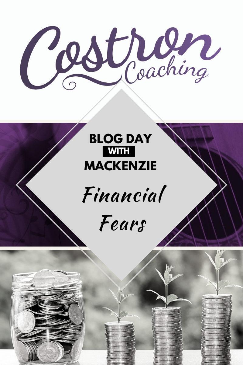Financial. Fear. Money. Success. Growth. Costron Coaching. Turtle Island. Canada